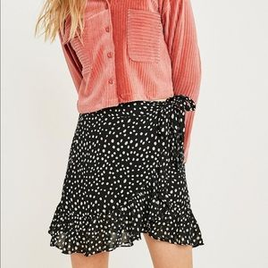 NWOT Urban Outfitters Ruffle Skirt